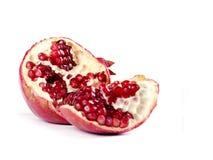 Bära fruktt sammansättning av pomegranaten Royaltyfria Foton