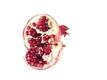 Bära fruktt sammansättning av pomegranaten Royaltyfri Foto