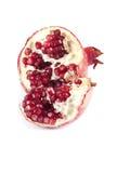 Bära fruktt sammansättning av pomegranaten Royaltyfri Bild