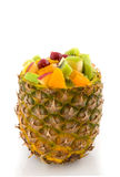 bära fruktt tropisk sallad Royaltyfri Fotografi
