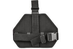 Bärande vapenfall: militärt taktiskt kassettbälte för pouc royaltyfri fotografi