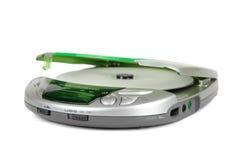 Bärbar CD-spelare Arkivfoton