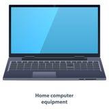 Bärbar dator Royaltyfri Fotografi