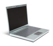 Bärbar dator Fotografering för Bildbyråer