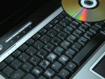 bärbar dator Arkivbilder