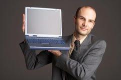 bärbar dator arkivfoton