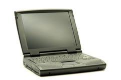bärbar datorPC Arkivbilder
