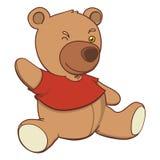 Bärenplüsch Lizenzfreies Stockfoto