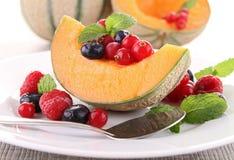 bärfruktmelon Fotografering för Bildbyråer