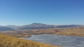 Bärn-Creek See Stockfotografie