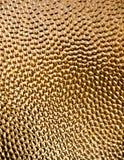 Bärnstensfärgad glass texturdesign Royaltyfri Bild