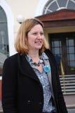 Bärnstensfärgade Rudd Arkivfoto