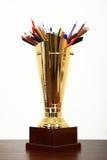 bäst blyertspennor för utmärkelse arkivfoton
