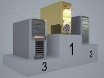 bäst dator Stock Illustrationer