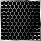 bäst dator frambragd seamless honungskakamodellrepicate också vektor för coreldrawillustration Sexhörnig celltextur Raster på gul Royaltyfria Bilder