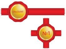 bäst etikettpris stock illustrationer