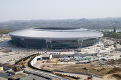 bäst Europa stadion arkivbilder