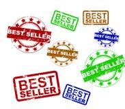 Bäst säljare för vektor Arkivfoton
