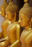 Bästa del av Buddhabilden Royaltyfria Foton