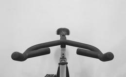 Bästa halva av en mountainbike Royaltyfri Fotografi