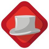 Bästa hatt Fotografering för Bildbyråer