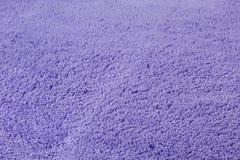 Bästa sikt för grov purpurfärgad textur royaltyfria foton