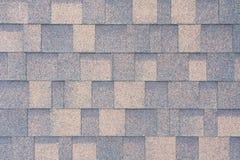 Bästa sikt på böjliga tegelplattor på taket som textur fotografering för bildbyråer