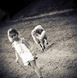 bästa vän Fotografering för Bildbyråer