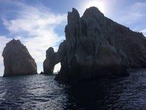 Båge av Cabo Fotografering för Bildbyråer
