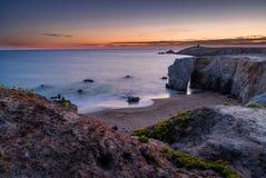 Bågen av port Blanc Royaltyfria Bilder
