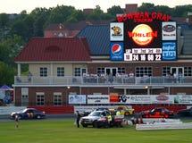 Bågskytt Gray Stadium Fotografering för Bildbyråer