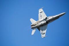 Bålgeting för RAAF A21 McDonnell Douglas Boeing FA-18A Fotografering för Bildbyråer