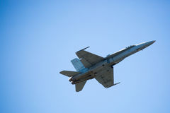 Bålgeting för RAAF A21 McDonnell Douglas Boeing FA-18A Arkivfoton