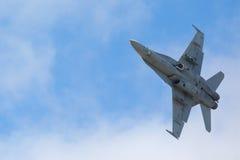Bålgeting för RAAF A21 McDonnell Douglas Boeing FA-18A Royaltyfri Foto