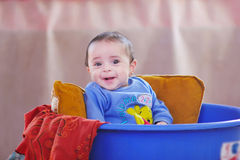 Bébé égyptien Image stock