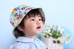 Bébé Photo libre de droits