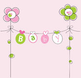 Bébé illustration stock