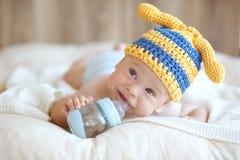 Bébé Photos libres de droits