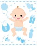 Bébé illustration libre de droits