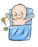bébé Images stock