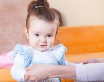 Bébé adorable Images libres de droits