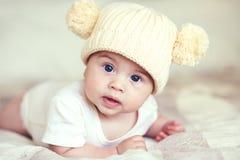 Bébé aimable photographie stock