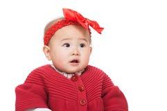 Bébé asiatique photos stock