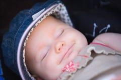 Bébé d'été Images libres de droits