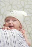 Bébé dans le chapeau Photos stock