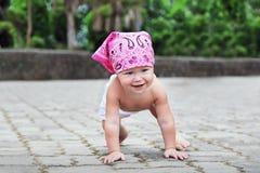 Bébé de beauté images libres de droits