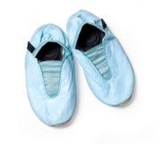 Bébé de chaussures de gymnase Photo libre de droits