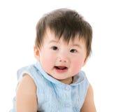 Bébé de l'Asie images stock