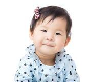 Bébé de l'Asie image libre de droits