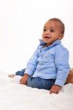 Bébé de métis Photos stock